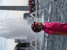 Photo of Washington DC Washington DC Capital Sites Bike Tour At the WWII Memorial
