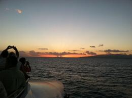 Photo of Oahu Oahu Sunset Dinner Cruise - Fine Dining Beautiful Sunset