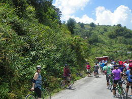 Photo of Ocho Rios Blue Mountain Downhill Bike Tour with Transport from Ocho Rios blue mountain fun