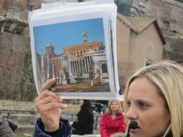 Photo of Rome Skip the Line: Ancient Rome and Colosseum Half-Day Walking Tour Francesca