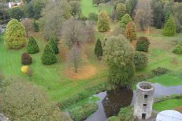Photo of Dublin Blarney Castle and Cork Day Trip from Dublin from the top of Blarney Castle