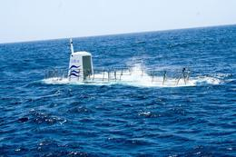 Photo of Barbados Atlantis Submarine Expedition Tour Going down