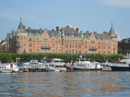 Photo of Stockholm Stockholm City Hop-on Hop-off Boat Tour July 29th, 2014