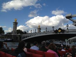 Photo of Paris Eiffel Tower, Seine River Cruise and Paris Illuminations Night Tour Paris River Cruise