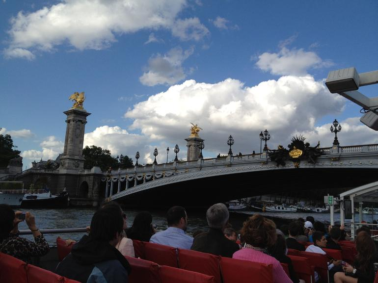 Paris River Cruise - Paris