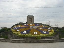 The Floral Clock, Krishnan Vaitheeswaran - June 2009