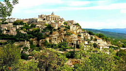 Gordes , GLORY N - September 2015