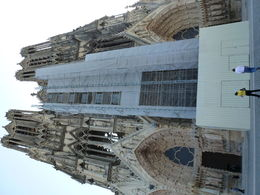 Cathedral in Reims , girltracey - June 2015