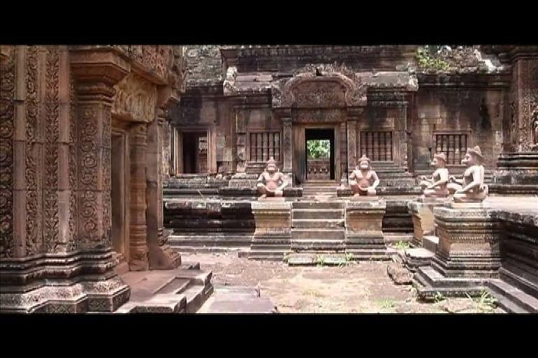 Royal Temples - Siem Reap