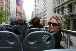 Photo of New York City New York City Hop-on Hop-off Tour and Harbor Cruise sitting pretty