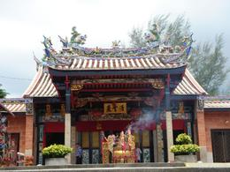 The Snake Temple in Penang, Krishnan Vaitheeswaran - April 2009