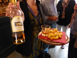Photo of Venice Venice Food Tour: Cicchetti and Wine Special cookies made in Burano with a lovely dessert wine