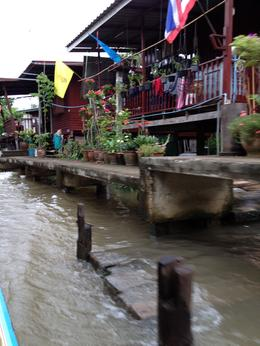 Photo of Bangkok Floating Markets and Rose Garden Cultural Center Day Tour from Bangkok Thailand 2012 482