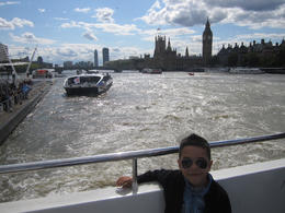 On the Thames, Viator Insider - September 2014