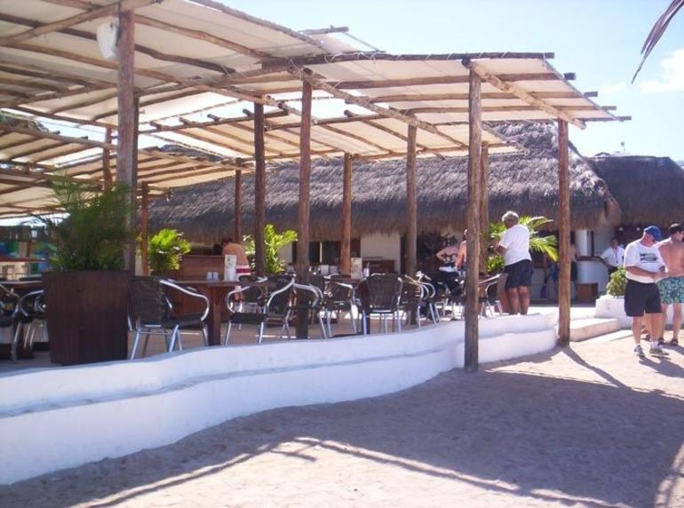 The Bar/Restaurant - Cozumel