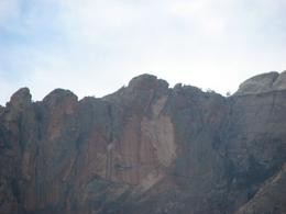 Photo of Las Vegas Red Rock Canyon Tour The Madonna