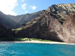 Photo of Kauai Napali and Ni'ihau 'The Forbidden Island' Kauai Snorkel Cruise The Napali Coast is GORGEOS
