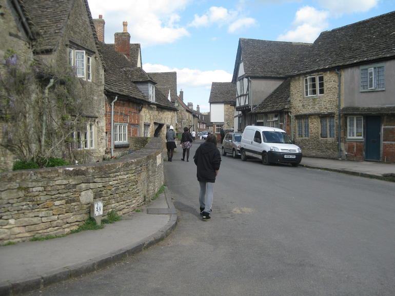 Town of Lacock - London