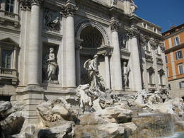 Photo of Rome Ancient Rome Half-Day Walking Tour Trevi Fountian