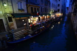 Venice by Night Tour and Gondola Ride - August 2012