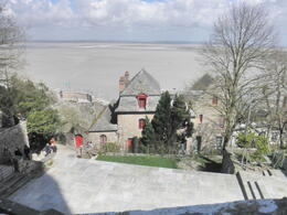 Photo of Paris Mont Saint Michel Day Trip View from the villege