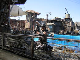 WaterWorld, Becky - July 2011