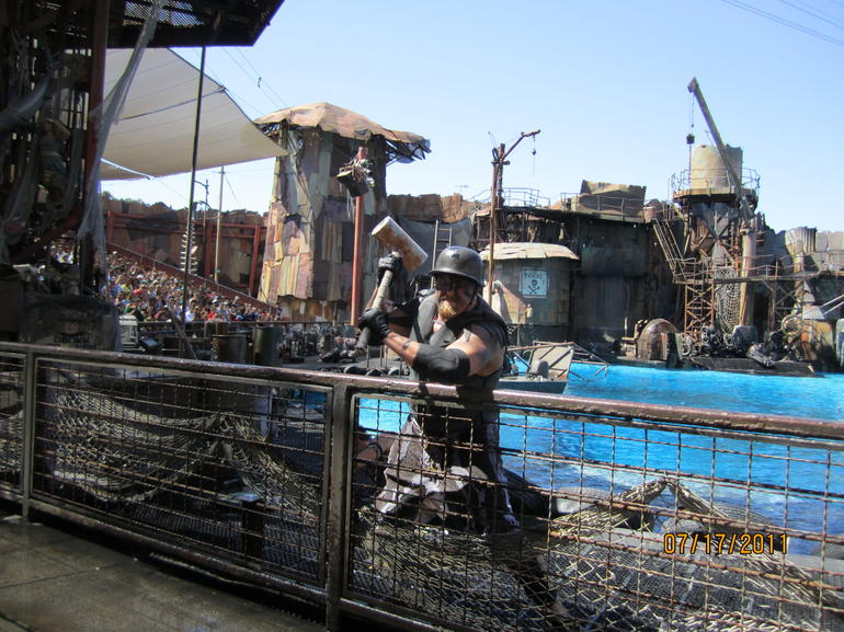 WaterWorld - Los Angeles