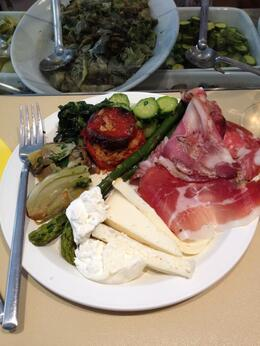 Photo of Florence Florence Vespa Tour: Tuscan Hills and Italian Cuisine Amazing Lunch!