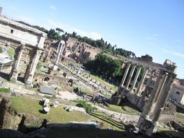 Roman Forum!, Jeffrey W - July 2010