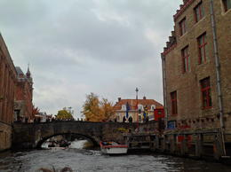 Photo of Brussels Bruges Express City Tour from Brussels Boat ride!