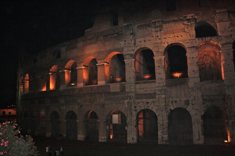 Colosseum Nightmares -