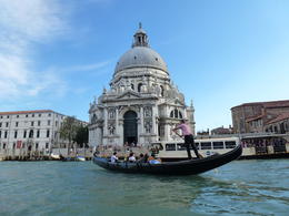 S.Maria della Salute , Graham S - October 2013