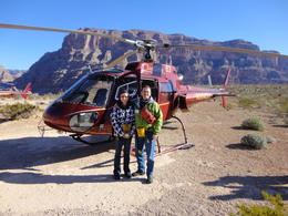 Photo of Las Vegas Grand Canyon All American Helicopter Tour G and S Post Picnic Shot