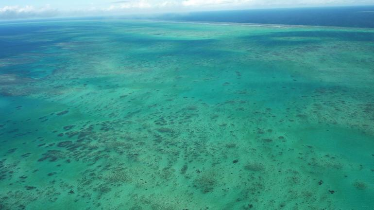 great barrier - Cairns & the Tropical North