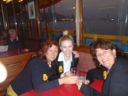 Hmm the complimentary alcohol was enjoyed to its fullest.. , Sharon B - April 2012