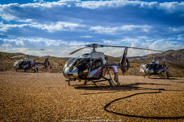 Photo of Las Vegas Grand Canyon Helicopter Tour from Las Vegas Heli at Fuelstation