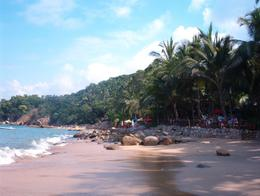 Photo of   Las Caletas - the beach