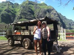 Photo of Oahu Full-Day or Half-Day Kualoa Ranch Adventure Let's roll