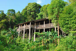 Photo of Kuching 2-Day Private Tour from Kuching: Cultural Experience in Serubah Village Longhouses