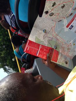 Maps help you follow along so that you can really enjoy the scenery and rich history. , Karen B - August 2014