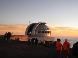 Photo of Big Island of Hawaii Mauna Kea Summit and Stars Small Group Adventure Tour Observatory