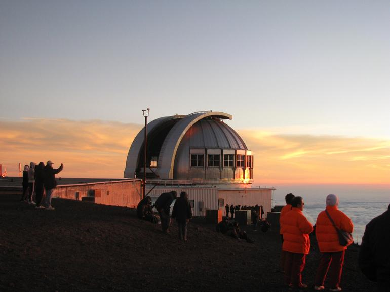 Observatory - Big Island of Hawaii