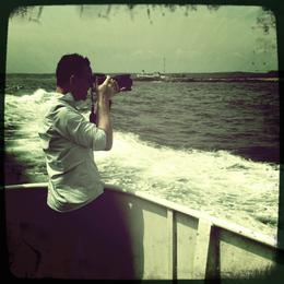 Photo of Boston New England Lighthouse Cruise Photographing the Lighthouses