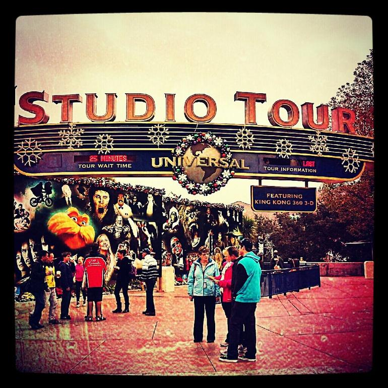 Studio Tour - Los Angeles