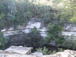 Photo of Cancun Chichen Itza Day Trip from Cancun the abandoned cenote
