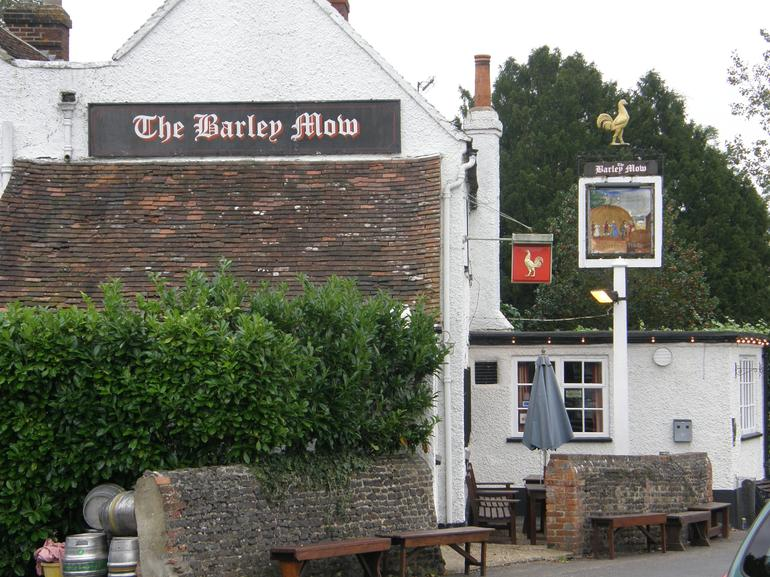 The Barley Mow at Tilford - England