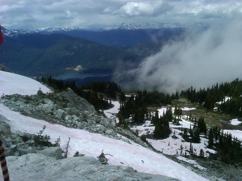 Top of Whistler Mt. - Vancouver