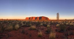Uluru Sunrise , Jason R - November 2015