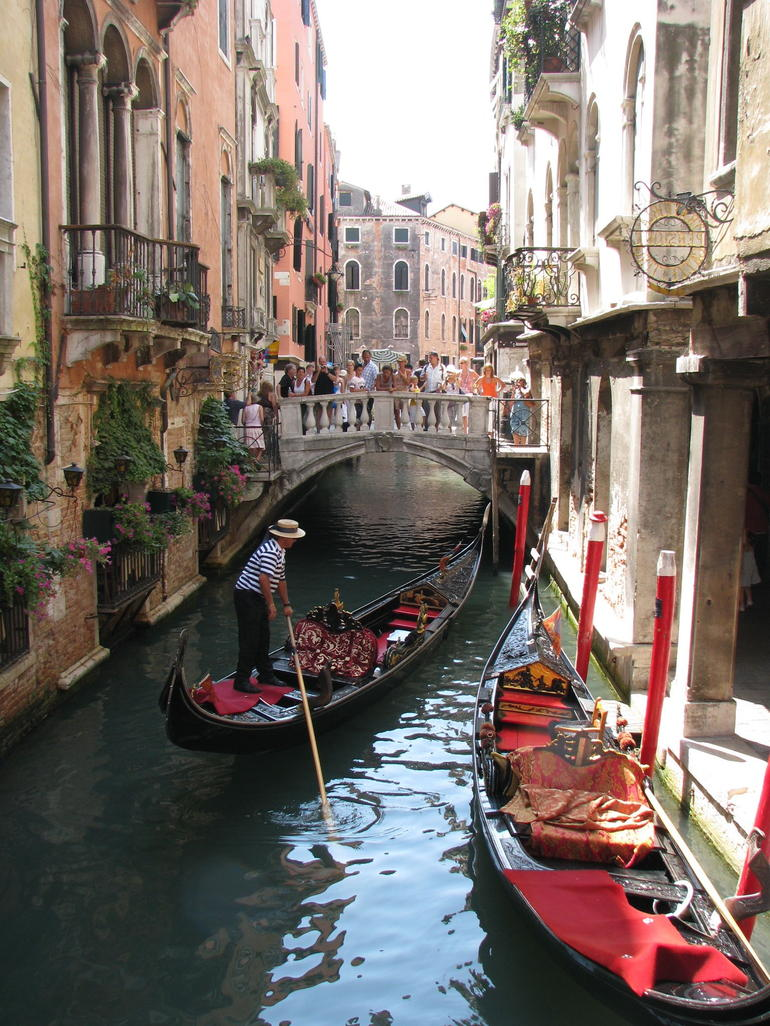 Venice canals -