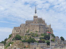 Photo of Paris Mont Saint Michel Day Trip Walking to the Mont